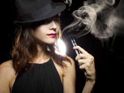 devenir dépendant avec une cigarette électronique